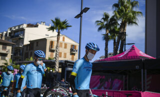 Giro d'Italial tuvastati järjekordne koroonajuhtum