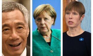 ГРАФИК | Самые высокооплачиваемые руководители стран. Смотрите, на каком месте Юри Ратас и Керсти Кальюлайд