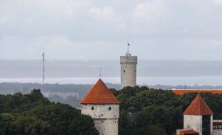Недолго музыка играла: на Эстонию надвигаются дожди, жара спадет