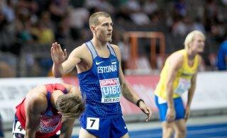 Euroopa edetabelijuhiks tõusnud ja olümpianormi täitnud Uibo: üksinda poleks ma finišisse jõudnud