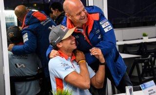 Norra ralliäss Andreas Mikkelsen koostööst Hyundaiga: me ei sobinud kokku