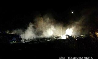 Число погибших в крушении самолета в Украине выросло до 26. Названа вероятная причина катастрофы