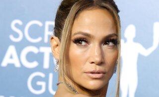 VIDEO | Vaata, kuidas lauljanna Jennifer Lopez koos kihlatuga trenni teeb