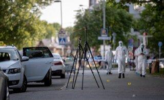 Полиция: стрелок палил в таксистов умышленно. Но жертв он не знал
