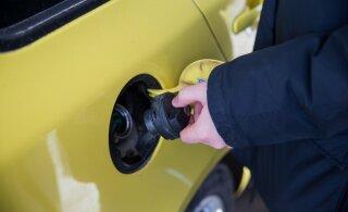 На автозаправках продолжается рост цен на топливо