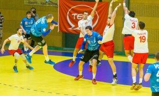 Käsipallileegion: Andris Celminš otsib Sloveenias koos tiimiga õiget tunnet