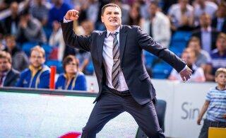 Поражения не пришлись по душе: российская Суперлига уволила эстонского специалиста