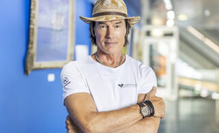 KROONIKA EKSKLUSIIV | Head mõtted, geenid ja roosa vein! 67-aastane Ronn Moss paljastab, kuidas küpses eas nõnda võrratu välja näha
