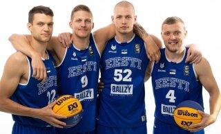 Хлопнули дверью: сборная Эстонии выиграла у команды России на Кубке мира по баскетболу 3х3.
