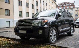 Эстонское предприятие начало следить за автомобилями Toyota необычным способом