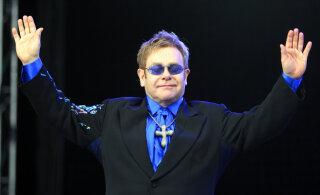 Elton John: orgiate vaatamine päästis mu elu