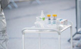 За прошлые сутки 77 случаев заражения коронавирусом выявлены в доме попечения в Локса