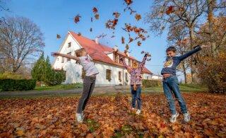 FOTOLUGU | Mõisakooli viimane kuldne koolisügis