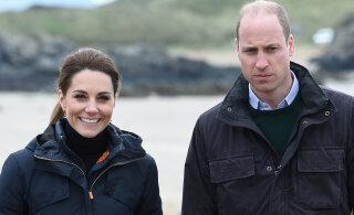 KLÕPS | Nii suured juba! Kate Middleton ja prints William jagasid lastest imearmsaid pilte