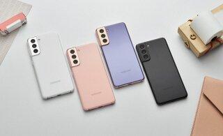 ФОТО И ВИДЕО | Samsung представил флагманский телефон этого года – Galaxy S21