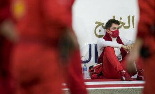 Leclerc: ma arvasin, et Grosjean sai surma