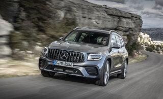 What Car autotest: Mercedes-Benz GLB