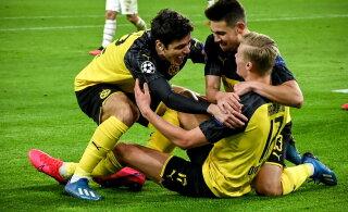 BLOGI | Meistrite liiga play-off: tiitlikaitsja Liverpool kaotas Atleticole, Norra imemees alistas PSG