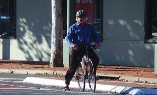 Tõestatud - jalgrattakiiver ei põhjusta liigset uljust