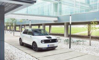 Honda e: kas tõesti see lõbus väike elektriauto, mida nii kaua oodatud on?