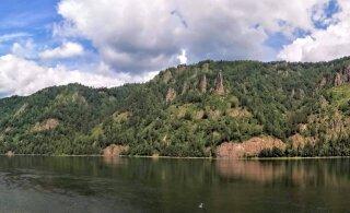 MAALEHT SIBERIS | Reisijuttude lõpetuseks kümmekond lummavat ja mällusööbivat panoraamfotot Jenissei kallastelt