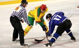 Расписание чемпионата мира по хоккею в Таллинне