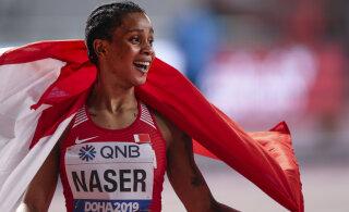 Ajutise võistluskeelu saanud 400 m jooksu maailmameister: ma ei ole petis