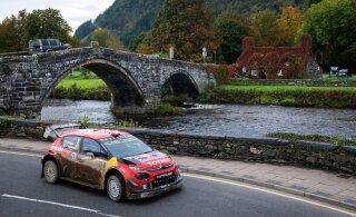 Hea märk autoralli MM-sarjale? Sel nädalal testiti Citröeni WRC masinat