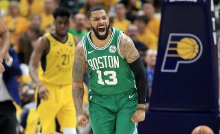 NBA-s selgus esimene konverentsi poolfinalist