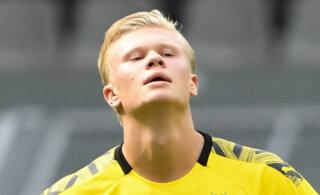 VIDEO | Norra jalgpalli superstaar visati ööklubist välja, mängumehe isa viskas hiljem poja üle nalja