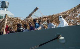 Põhiseaduskomisjon toetab sisserändega seotud menetlusnõuete leevendamist hädaolukorras