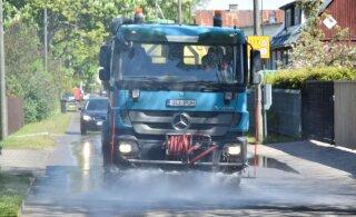 ВИДЕО: Завершен второй этап весенней уборки в столичном Кристийне