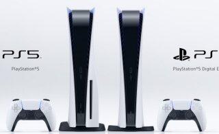 PlayStation 5 on jahmatavalt suur mänguseade