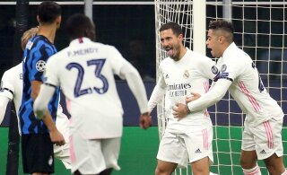 BLOGI | Madridi Real sai Meistrite liigas ülitähtsa võidu, Liverpool leppis ootamatult kaotusega
