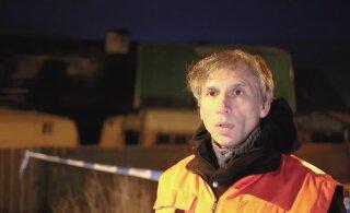 ВИДЕО | Спасательный департамент — о трагедии в Тарту: причину пожара выявит следствие. Пока нет оснований для спекуляций