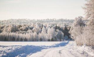 Soome meteoroloog: ees ootab talve külmim nädal