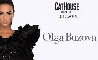 Вы готовы? Ольга Бузова с новой программой скоро приедет в Таллинн!