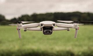 TEST | DJI Mavic Air 2 on intelligentse drooni musternäide