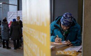 Eesti ettevõtted ja asutused andsid töötukassale teada ligi 500 inimese koondamisest