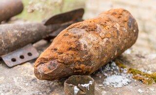 Саперы нашли и уничтожили в Ида-Вирумаа несколько взрывных устройств
