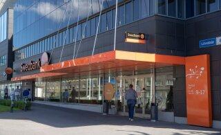 Swedbanki aktsia keeras langusesse
