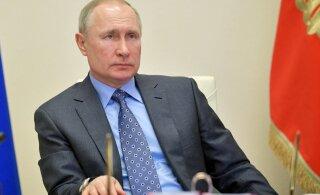 Путин продлил в России нерабочие дни с сохранением зарплаты до 30 апреля