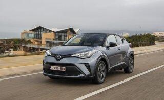 Uuenenud Toyota C-HR: rafineeritum, ent jätkuvalt isikupärane