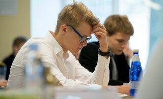 В Эстонии начинается период госэкзаменов, ученики русских школ стартуют во вторник