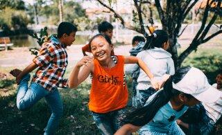 """Игра канте: зачем японские дети ставят друг другу """"клизму""""?"""