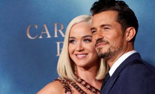 KLÕPS | Enam pole palju jäänud! Katy Perry ootab uue ilmakodaniku sündi juba kannatamatult