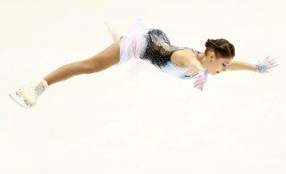 VIDEO | 16-aastane venelanna parandas võimsalt iluuisutamise maailmarekordit