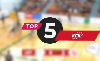 TOP 5 VIDEO | Unustage NBA! Kauneid pealtpanekuid näeb ka Olybet Korvpalli Meistriliigas