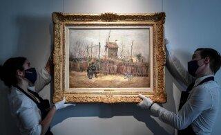 В Париже выставили картину Ван Гога, которую почти никто не видел