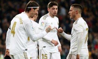 Madridi Reali mängijad nõustusid palgakärpega